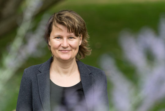 Prof. Dr. Annegret Wilde